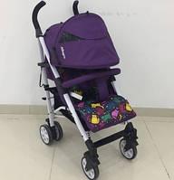Коляска прогулочная Carrello Allegro алюминий (CRL-10101 Kitty Purple)