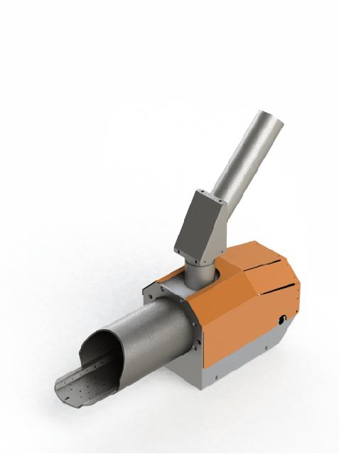 Пальники твердопаливні Eco-Palnik UNI (16-42 кВ)