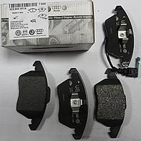 Оригинальные передние колодки AUDI A3, AUDI TT, SEAT ALTEA