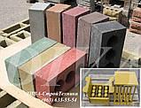 Пресс формы для производства кирпича купить, фото 2