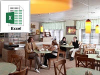 Расчеты бизнес-плана кафе-ресторана (только Excel)