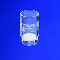 Тигли для фильтрования, Борсиликатное стекло 3.3 Объем 50 мл Пористость 3