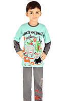 Пижама для мальчика OTS 7731
