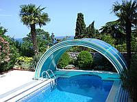 Павильон для бассейна Classic standart 10,6х3,57х1,45 м, фото 1