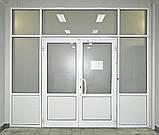 Двери металлопластиковые Rehau (пластиковые) — входные, межкомнатные., фото 4