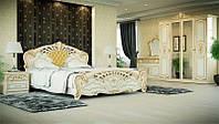 Комплект мебели в спальню Кармен Нова Люкс, готовый комплект в спальную комнату