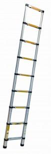 Телескопическая лестница Technics 11 ступеней (Н 3,2м; 8,7кг)