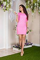 Озорное мини платье - NV387