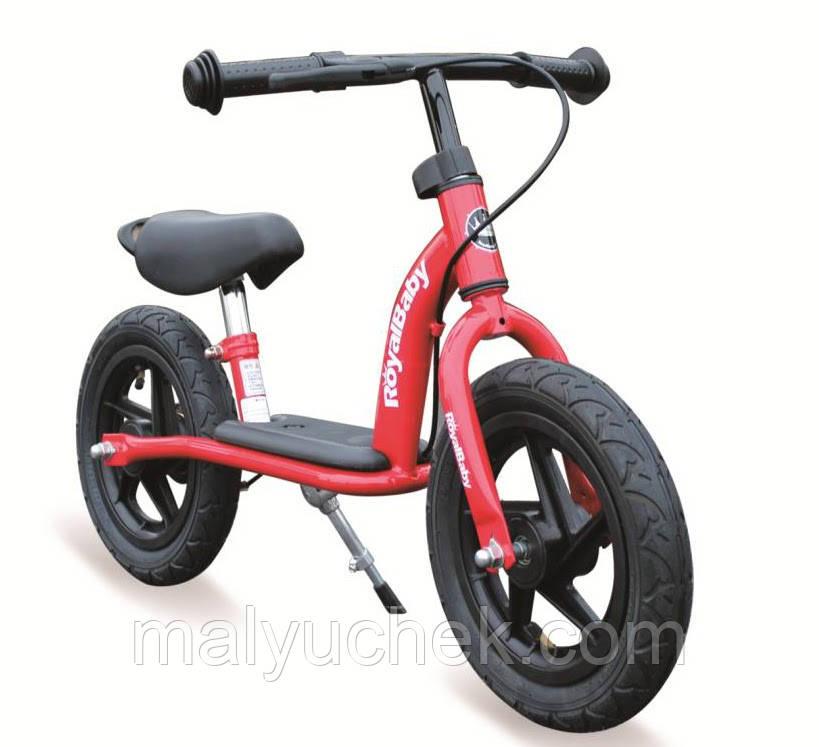 """Велобіг 12"""" Royal Baby (червоний)"""