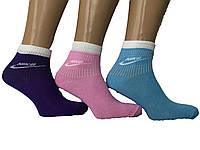 Носки женские  спорт средней высоты Nike пр-во Турция
