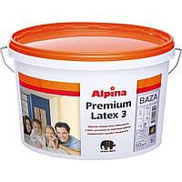 Краска Альпина Premiumlatex 3 B1  2,5 л