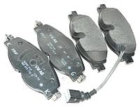 Оригинальные передние колодки GOLF VII, PASSAT(3G2), TIGUAN