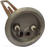 Тен для водонагрівача Thermex 1300 Watt Італія, фото 2