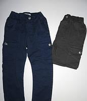 Коттоновые брюки для мальчиков  98/128