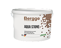 Bergge Aqua Stone защитно-декоративный лак для камня 10л