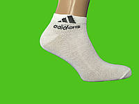 Носки женские короткие  спорт Adidas пр-во Турция
