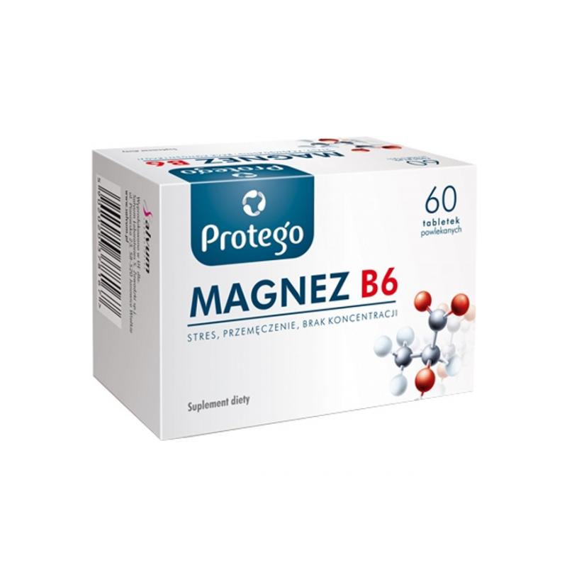 Magnesium (Mg) B6 Protego (Salvum) 60 tab
