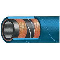 Рукав текстильный напорно-всасывающий высокотемпературный +135 С ULTIMATE R4