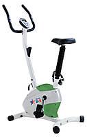 Велотренажер USA Style механический бело-зеленый, шт.