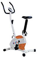 Велотренажер USA Style механический бело-оранжевый, шт.