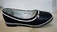 Туфли лодочки балетки для девочки школьные размеры 30-37