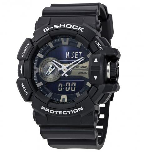 Часы мужские Casio G-Shock GA-400GB-1AER