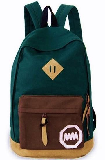 a3ddf6a38951 Мужской рюкзак из холста. Молодежный рюкзак. Женский рюкзак. МР2, фото 1