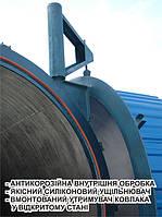 Камеры термомодификации древесины