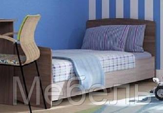 Кровать одинарная Город SV Мебель 2032*750*950