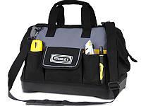 Міцна будівельна сумка для інструменту з нейлону Basic Stanley Open Mouth Stanley 1-96-183