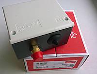 Реле давления KPI 35 в корпусе IP55 Danfoss (-0,2 - 8 бар) G1/4
