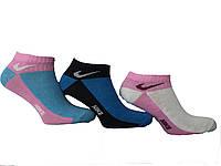 Носки женские короткие  спорт Nike пр-во Турция, фото 1