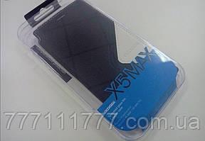 Комплект аксессуаров для  Doogee X5 MAX / PRO (чехол, стекло) Black черный Оригинал Гарантия!