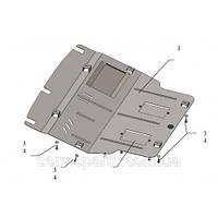 Защита картера двигателя Volkswagen T-5 (фольцваген)