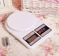 Кухонные весы SF-400 до 10кг электронные