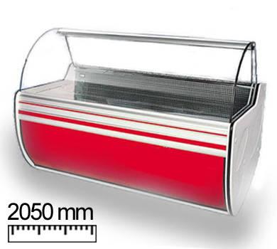 Холодильная витрина Cold NEVADA 20 (w-20-sgsp), фото 2