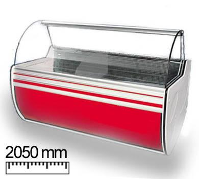 Холодильная витрина Cold NEVADA 20 IIk (w-20-sgsp) , фото 2