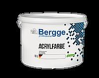 Bergge Acryl Farbe акриловая фасадная краска 10л