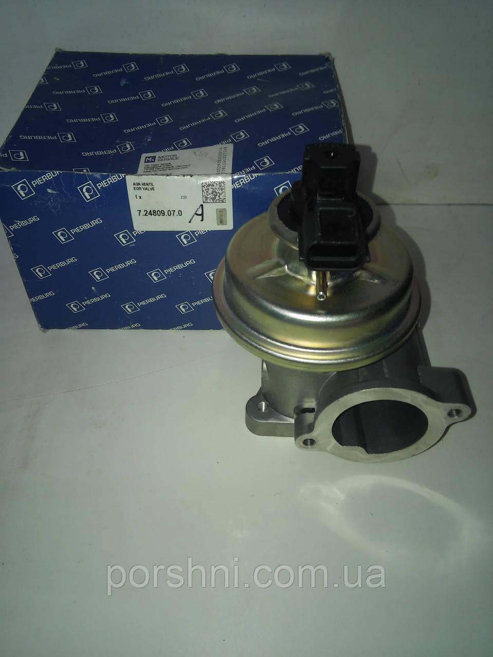 Клапан  EGR Ford Transit  2.0 - 2.4  2001 > PIEBURG  7.24809.07.0    N: 1220819