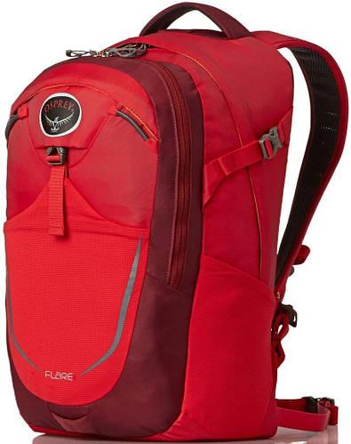 Молодежный рюкзак 22 л. Osprey Flare 22 O/S красный