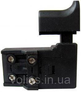 Кнопка на перфоратор бочковой 850-1200 Вт (Einhell, Stern, Craft, Ferm, Wintech,Bautek,Темп, Ритм)