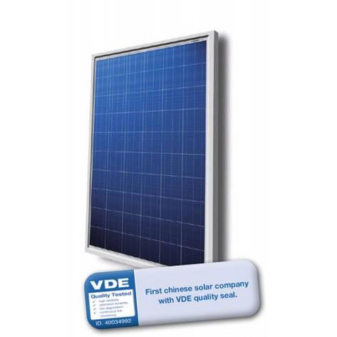 Солнечная поликристаллическая панель Q-Power QPSP250W (60) Class A, фото 2