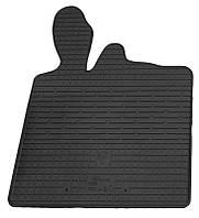 Резиновый водительский коврик для Smart Fortwo 450 1998-2007 (STINGRAY)