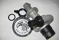 Насадка-водяна помпа для бензокосами, Dтрубы=26 мм, 7 шліців (насос, алюміній)