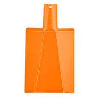 Складная доска для нарезания plastia colore оранжевая