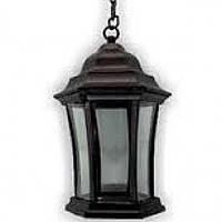 Светильник Lemanso PL3105 черный на цепочке 60W