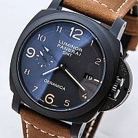 Часы Panerai Luminor GMT механика.Класс ААА
