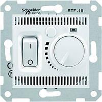 Термостата для тёплых полов Schneider-Electric Sedna SDN6000321 белый