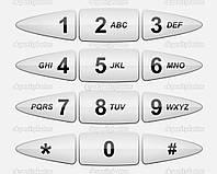 Клавиатура на Samsung T630
