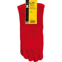 Перчатки кожаные - многофунциональные GYS